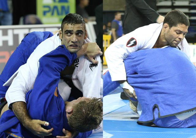 2014 Pan: Galvão vs. Lo, Andressa vs. Beatriz in the black belt open class finals