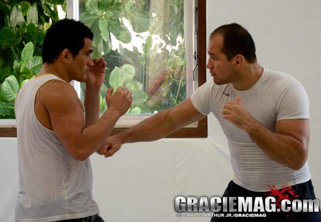 Francimar Bodão comenta treinos com Cigano para o UFC Natal