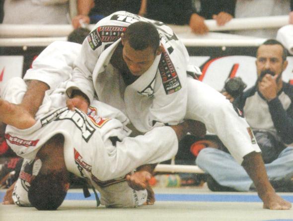 Pan de Jiu-Jitsu: relembre Jacaré x Tererê em 2004