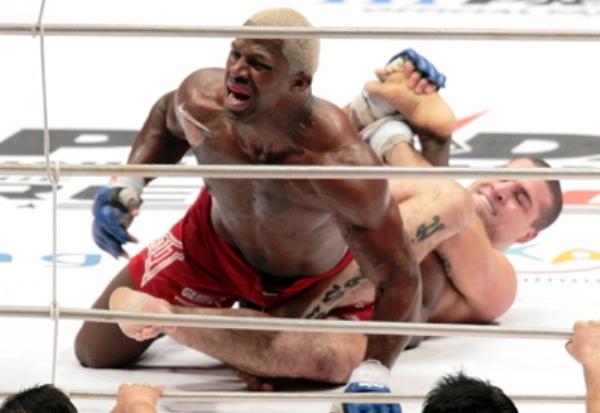 UFC Natal: Relembre a única finalização de Mauricio Shogun no MMA