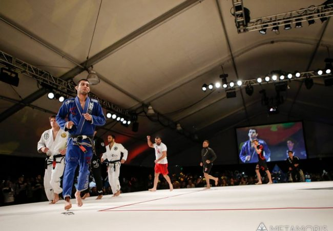 Video: Metamoris 3 highlights the six submission-only matches of the night