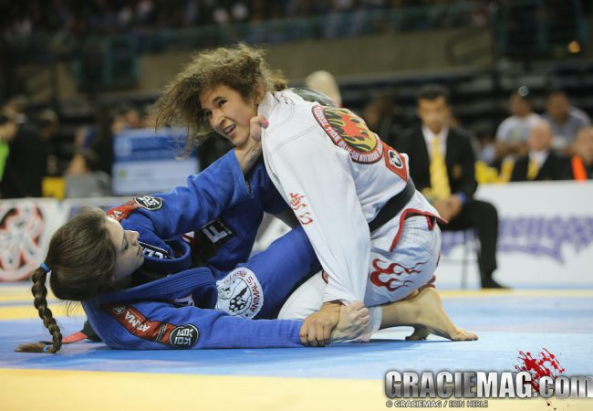 "Black belt world champion Tammi Musumeci: ""I guess I was, am, and will continue to be a big nerd"""
