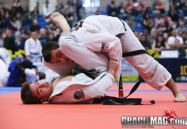Video: Gianni Grippo's guard retention vs. Renan Borges's top game at the Boston Open