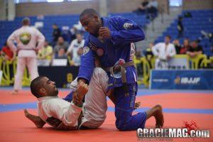 Mansher Khera wins the absolute with a final against Tye Ryan Murphy. Photo: Erin Herle