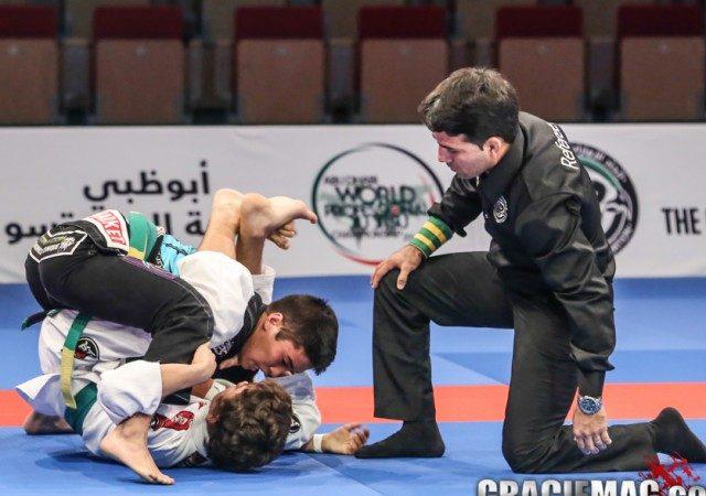 WPJJC 2014 em Abu Dhabi: primeiro dia dedicado ao futuro do Jiu-Jitsu