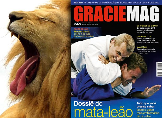 GRACIEMAG #206: A mística do mata-leão
