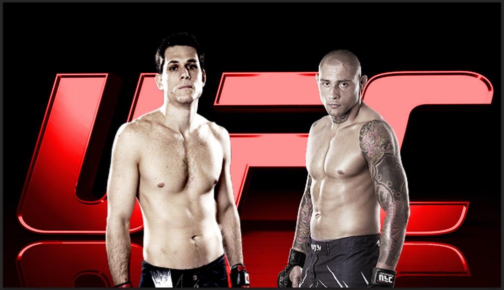 Nosso main event seria entre Roger Gracie e Thiago Silva.