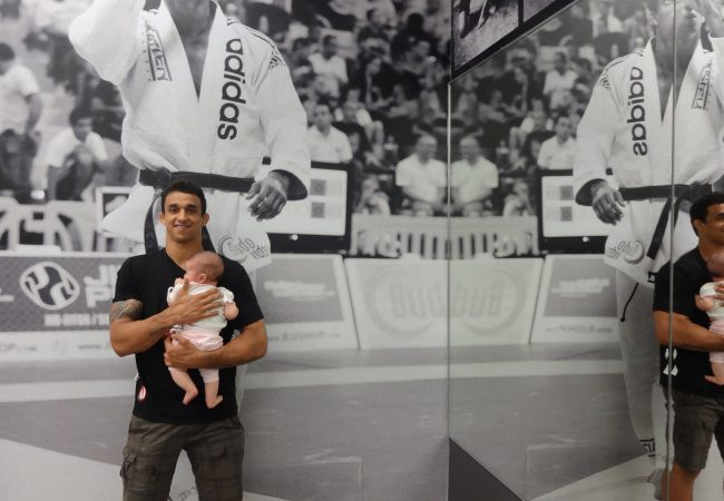 Exclusive video: How new dad Romulo Barral maintains his world-champion status