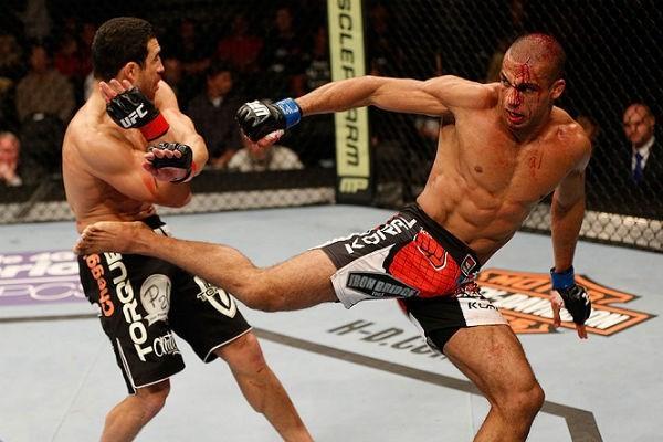 Copa Pódio convoca Danny Castillo do UFC no lugar de Gracie e fecha GP dos Leves
