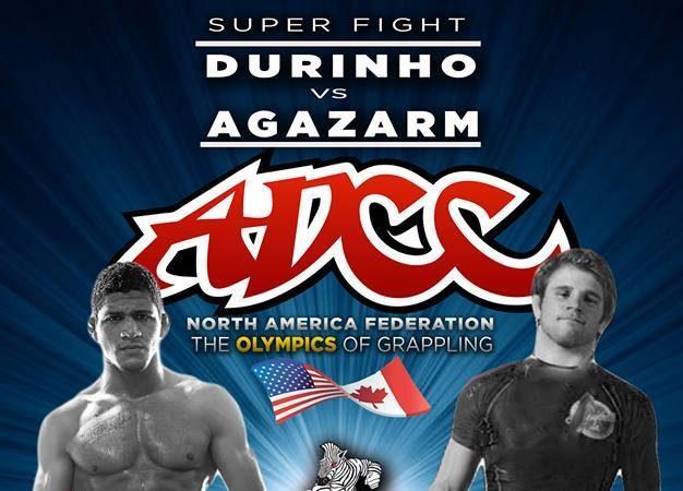 Gilbert Durinho e AJ se encaram em maio, nas regras do ADCC