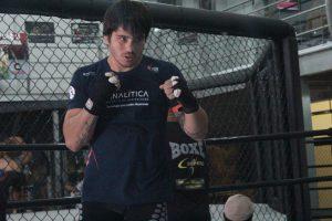 Erick Silva fará sua primeira luta principal no UFC. Foto: Divulgação