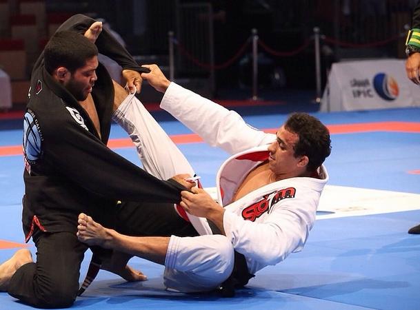 WPJJC 2014: André Galvão analisa raspagem em Barral e derrota para Rodolfo Vieira