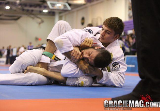 Gianni Grippo vence AJ e reina absoluto no NY Open de Jiu-Jitsu