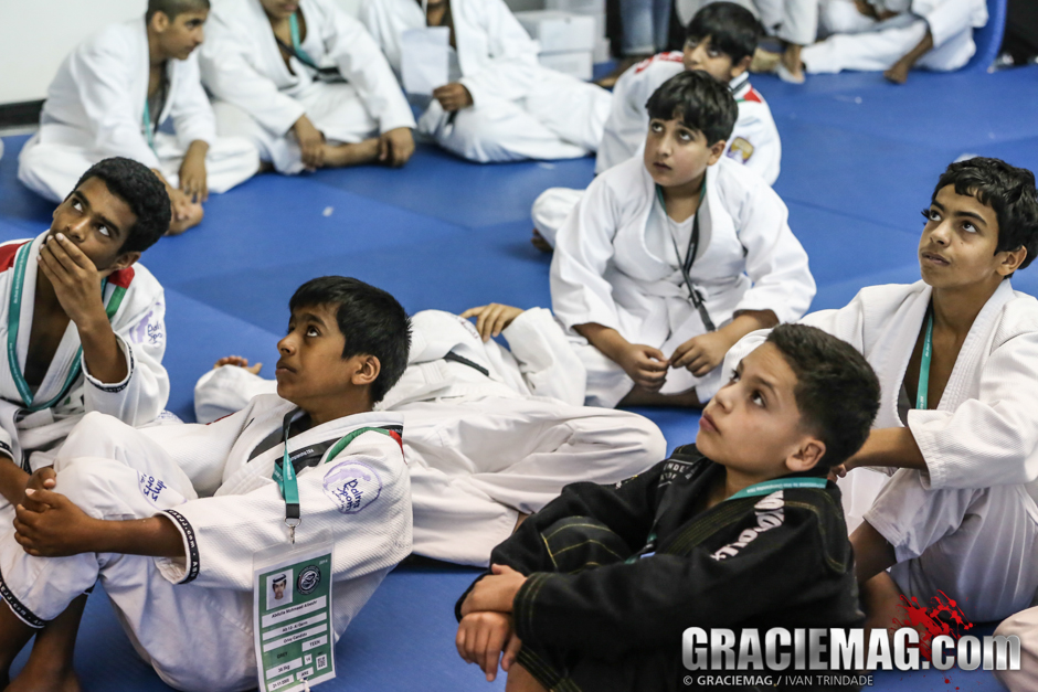 In Abu Dhabi, two days of kids competition showed that the future of the gentle art in the country is guaranteed