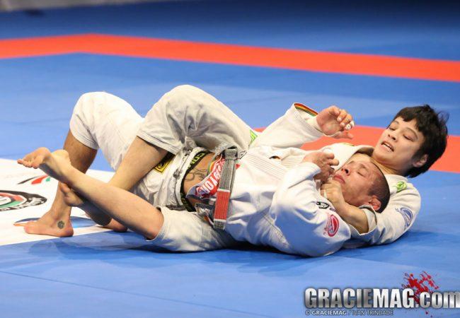 2014 WPJJC: watch João Miyao vs. Tiago Bravo in the -64kg division final