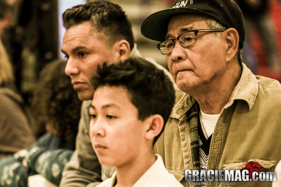 Three generations of passion for Jiu-Jitsu