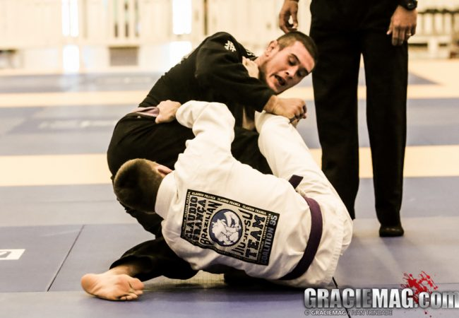 7th American Cup: Caio Terra controls purple belt open class on day 1