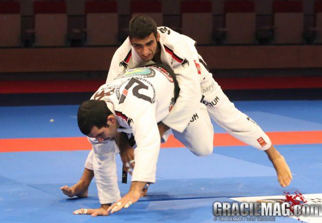 2014 WPJJC: watch Rodolfo battle Lo's guard in Abu Dhabi