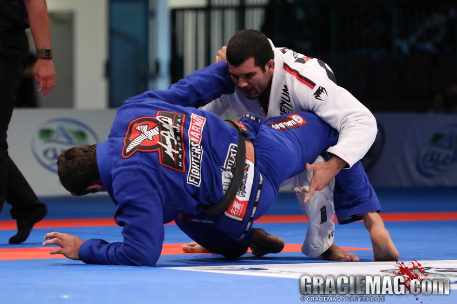 Rodolfo Vieira faces Marcus Buchecha in Abu Dhabi