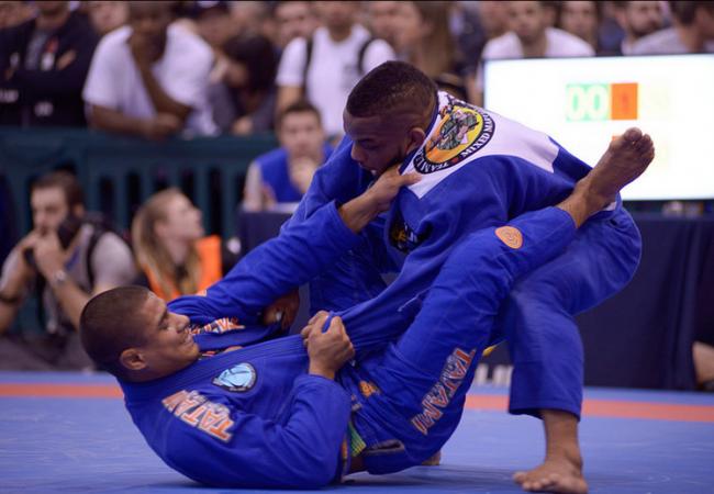 Veja como foi JT Torres x DJ Jackson no NY Open de Jiu-Jitsu