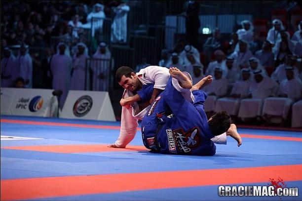 WPJJC 2014: Buchecha e Gabi Garcia repetem seus títulos absolutos em Abu Dhabi