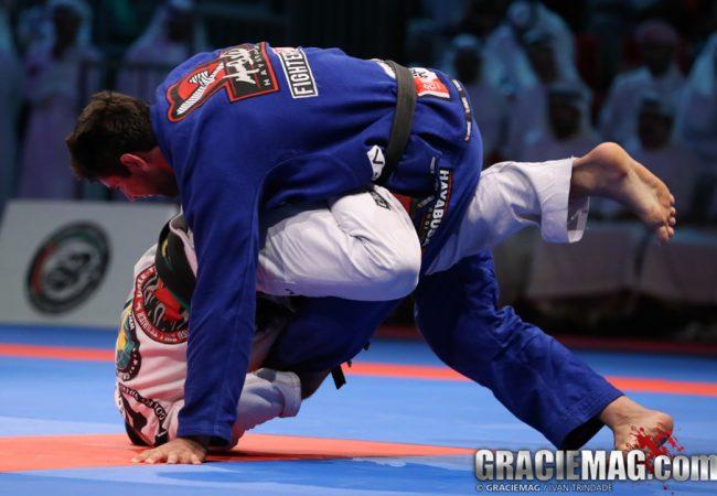 """Buchecha: """"A paciência foi a chave para vencer o Rodolfo em Abu Dhabi"""""""