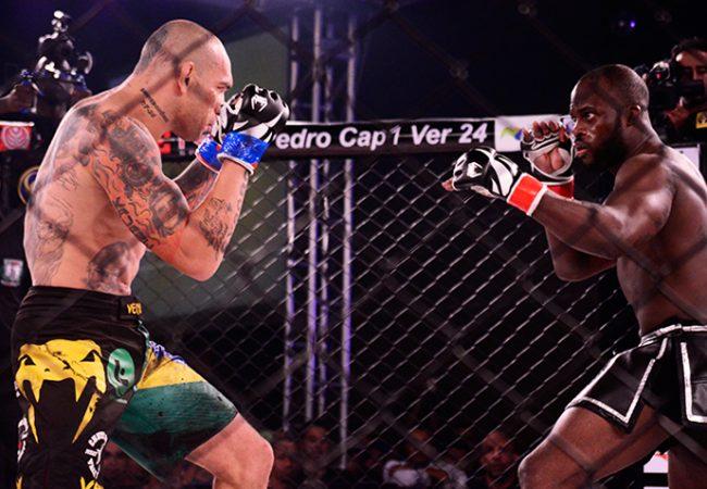 GSF 10: Melvin Manhoef nocauteia Cyborg e é desafiado por Paulo Filho