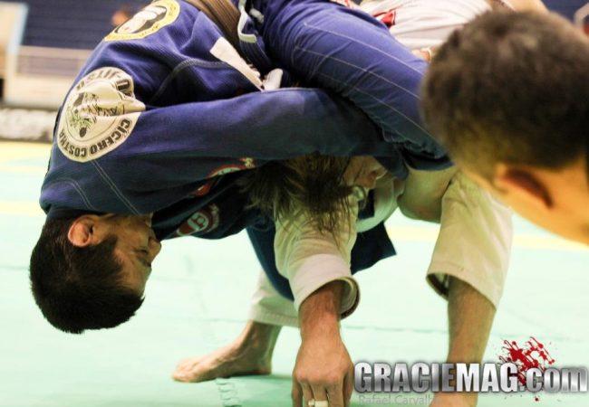 Paulo Miyao assume o primeiro lugar no ranking mundial de Jiu-Jitsu