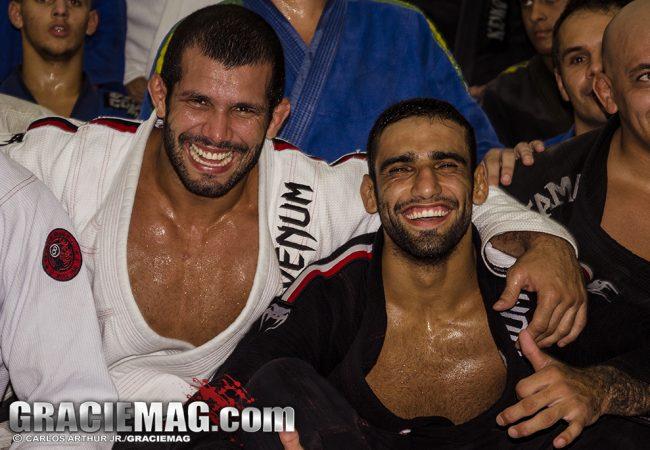 Jiu-Jitsu: Raspe e passe a guarda com Rodolfo Vieira e Leandro Lo
