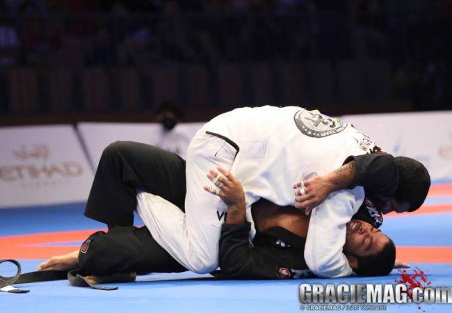 WPJJC: veja como Rodolfo venceu André Galvão na semifinal do absoluto
