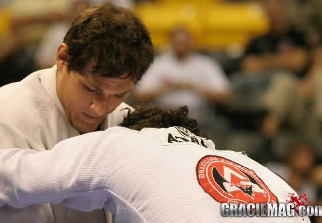 Roger Gracie faz superluta em torneio da IBJJF durante UFC Fan Expo