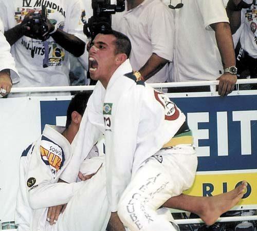 Do baú: veja o clássico Royler Gracie x Léo Vieira no Mundial de Jiu-Jitsu 1999