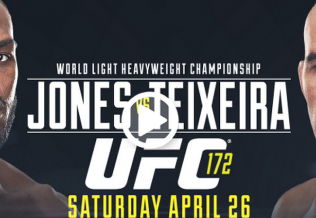 Watch the countdown to UFC 172: Jones vs. Teixeira