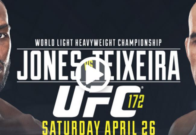 Watch the countdown to UFC 172: Jones vs. Teixeira