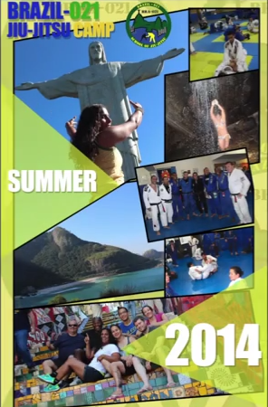 Travel to Brazil with Hannette Staack & Andre Terencio for the Brazil-021 camp 2014!