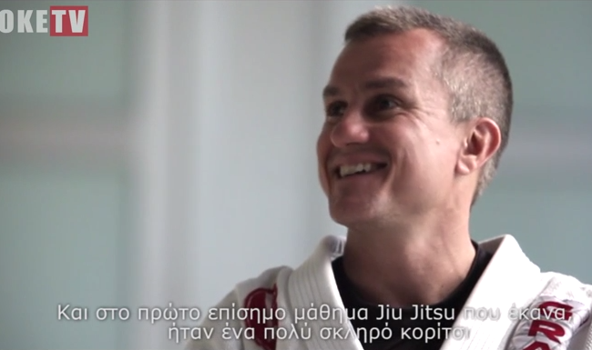 "Video: Vinicius ""Draculino"" Magalhaes will train Jiu-Jitsu until the day he dies"