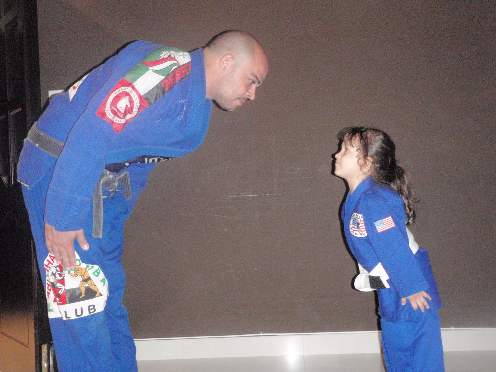 Sid Jacintho, professor e diretor de regras de Jiu-Jitsu em Abu Dhabi. Foto: Divulgação