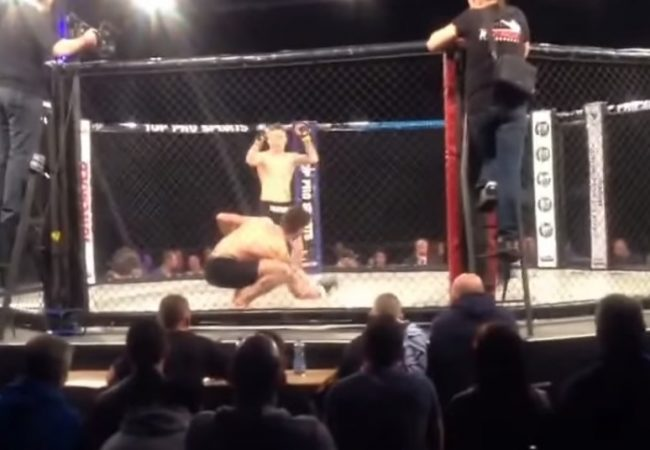Vídeo: A desistência mais ridícula já vista no MMA?