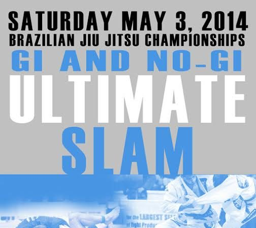 Compete in gi & no-gi at Ultimate Slam on May 3 in the Bay area if registered by May 2!