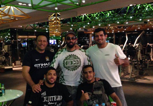Depois do WPJJC, Xeque Tahnoon convida astros do Jiu-Jitsu para treinar em Abu Dhabi