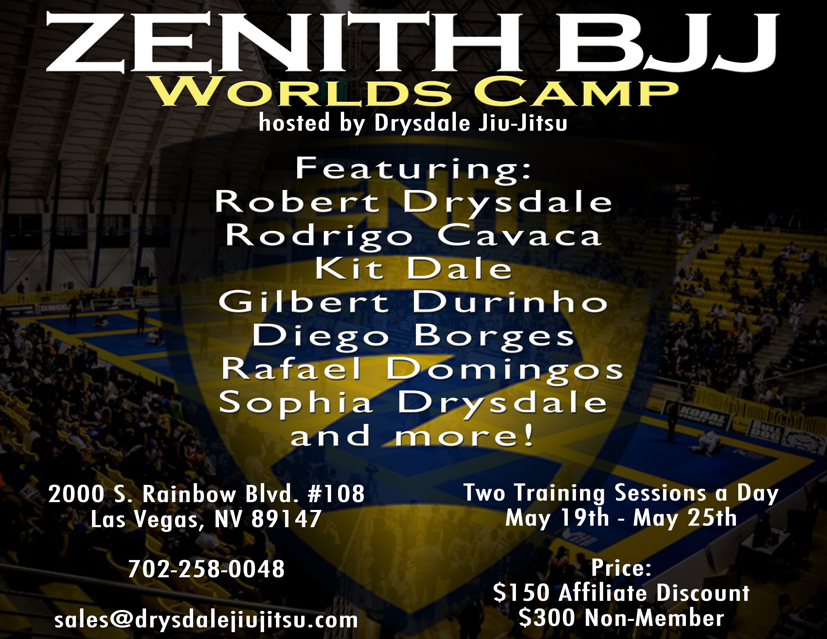 Zenith Worlds Camp 2014