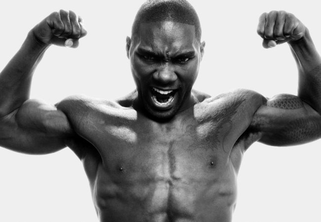 Vídeo: A estreia brutal de Anthony Johnson no UFC