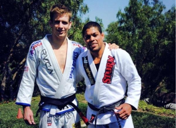 Professor x aluno: veja o duelo entre André Galvão e Keenan no WPJJC