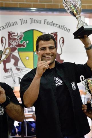 Black Belt Bruno Panno