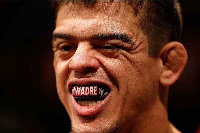 Caio busca sua terceira vitória seguida no UFC. Foto: Divulgação