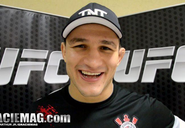 O Jiu-Jitsu que funciona no MMA: a guilhotina do astro do UFC Junior Cigano