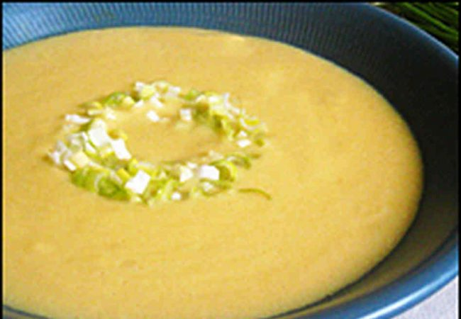 GRACIE DIET: Learn How to Make a Natural Corn Soup at Home