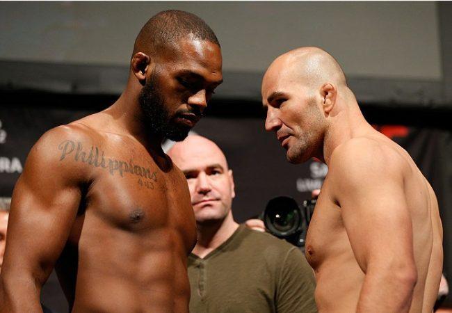 Confira os resultados do UFC 172: Jones x Glover
