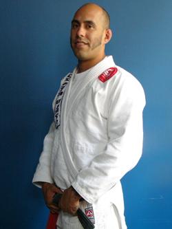 Black belt Micah Reyes