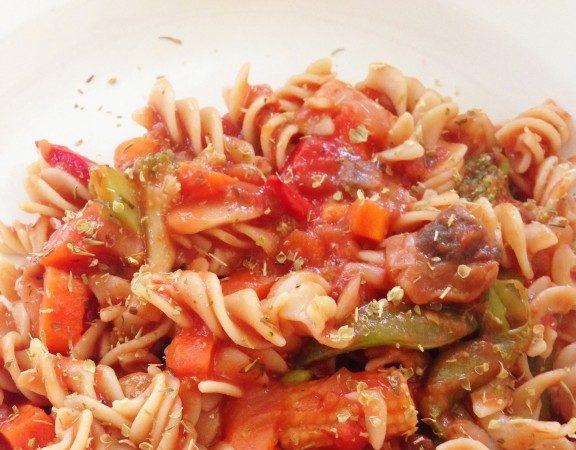 Dieta Gracie: aprenda a preparar uma deliciosa massa vegetariana sem glúten